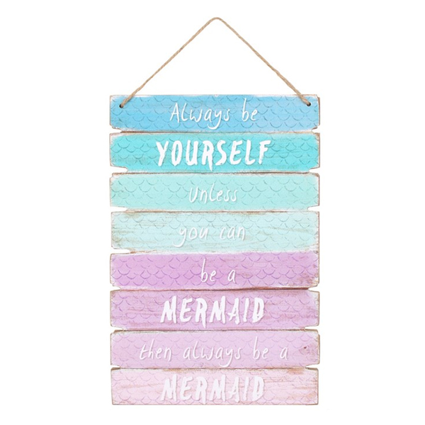 Always be a mermaid..