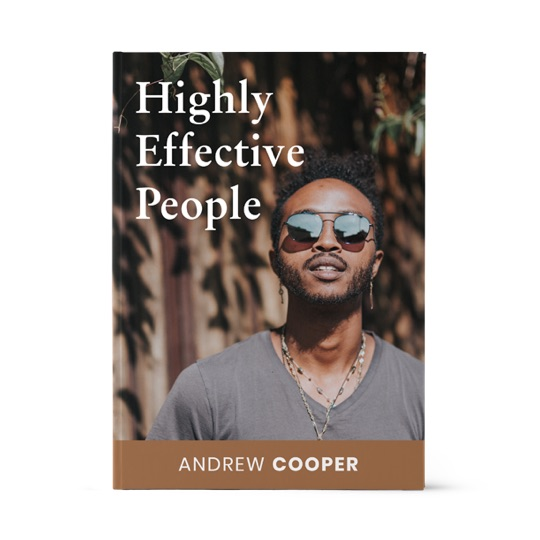 Higly Effective People Book