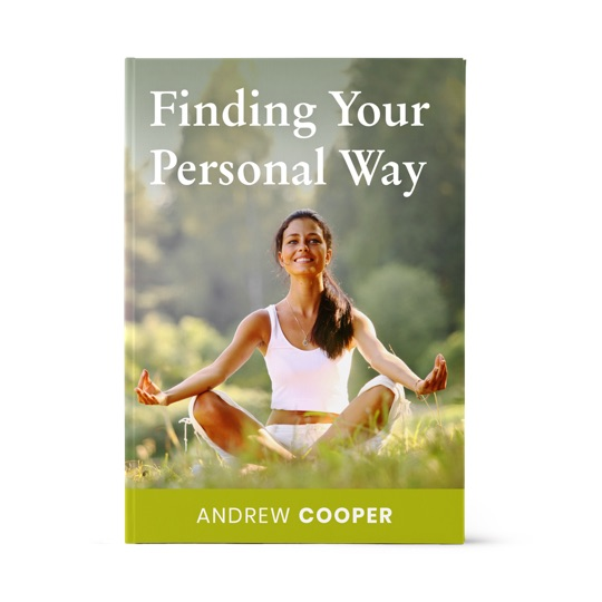 Finding Your Personal Way Book