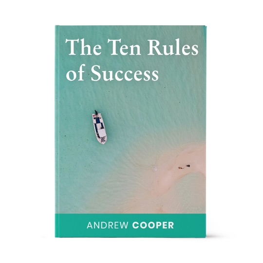 The Ten Rules of Success Book